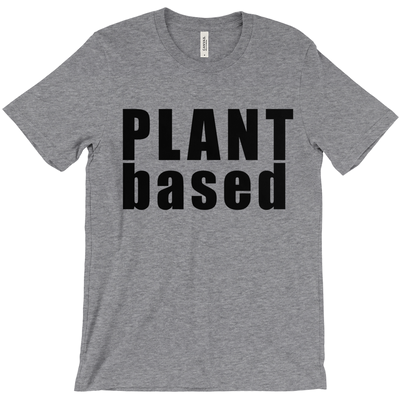 Men's Plant Based T-Shirt - PrimaVegan
