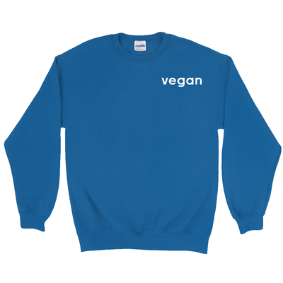 Men's Vegan II Sweatshirt - PrimaVegan