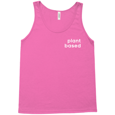 Plant Based II Tank Top - PrimaVegan