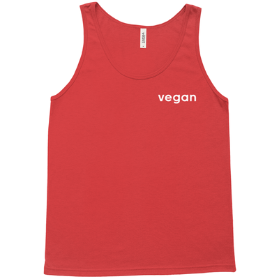 Vegan II Tank Top - PrimaVegan