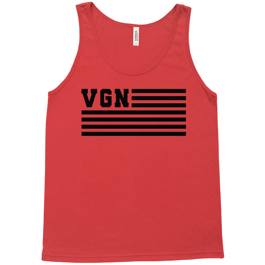 VGN Flag Tank Top - PrimaVegan