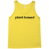 Plant Based Striped Tank Top - PrimaVegan