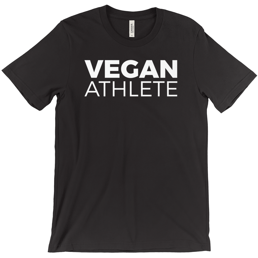 Men's Vegan Athlete T-Shirt - PrimaVegan