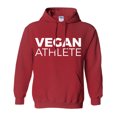 Men's Vegan Athlete Hoodie - PrimaVegan