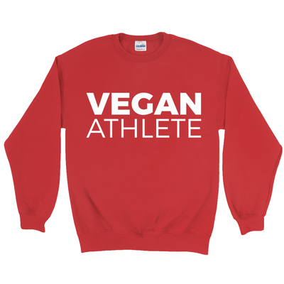 Men's Vegan Athlete Sweatshirt - PrimaVegan