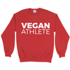 Women's Vegan Athlete Sweatshirt - PrimaVegan