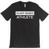 Women's Plant Based Athlete T-Shirt - PrimaVegan