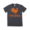 Animal Friend Turkey T-Shirt
