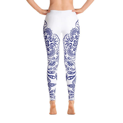 Mandala Leggings - PrimaVegan