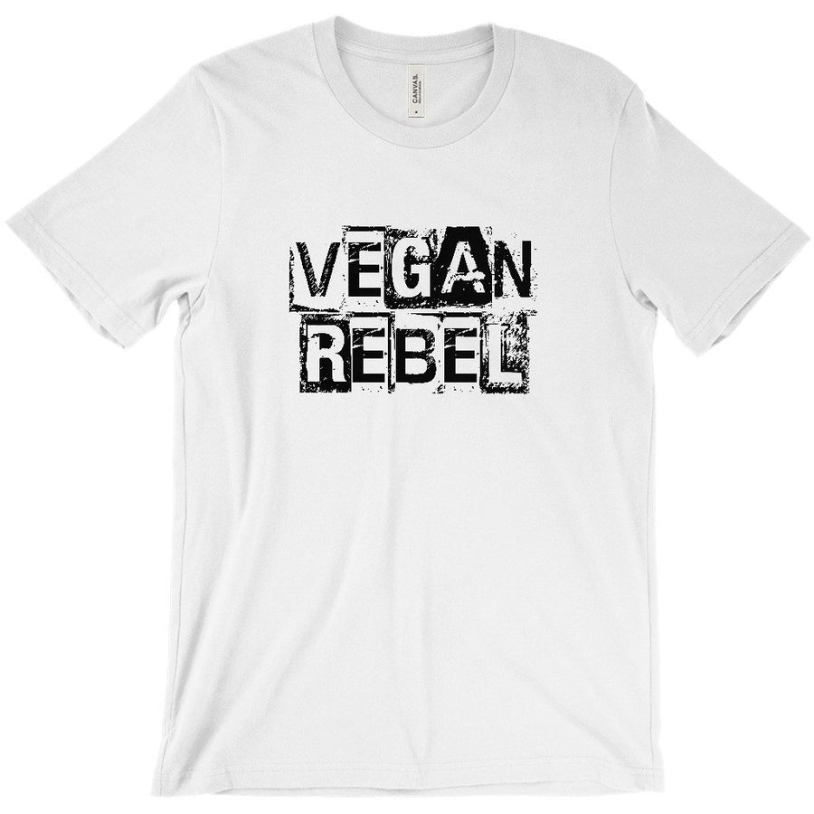 Vegan Rebel - Men's Tee - PrimaVegan