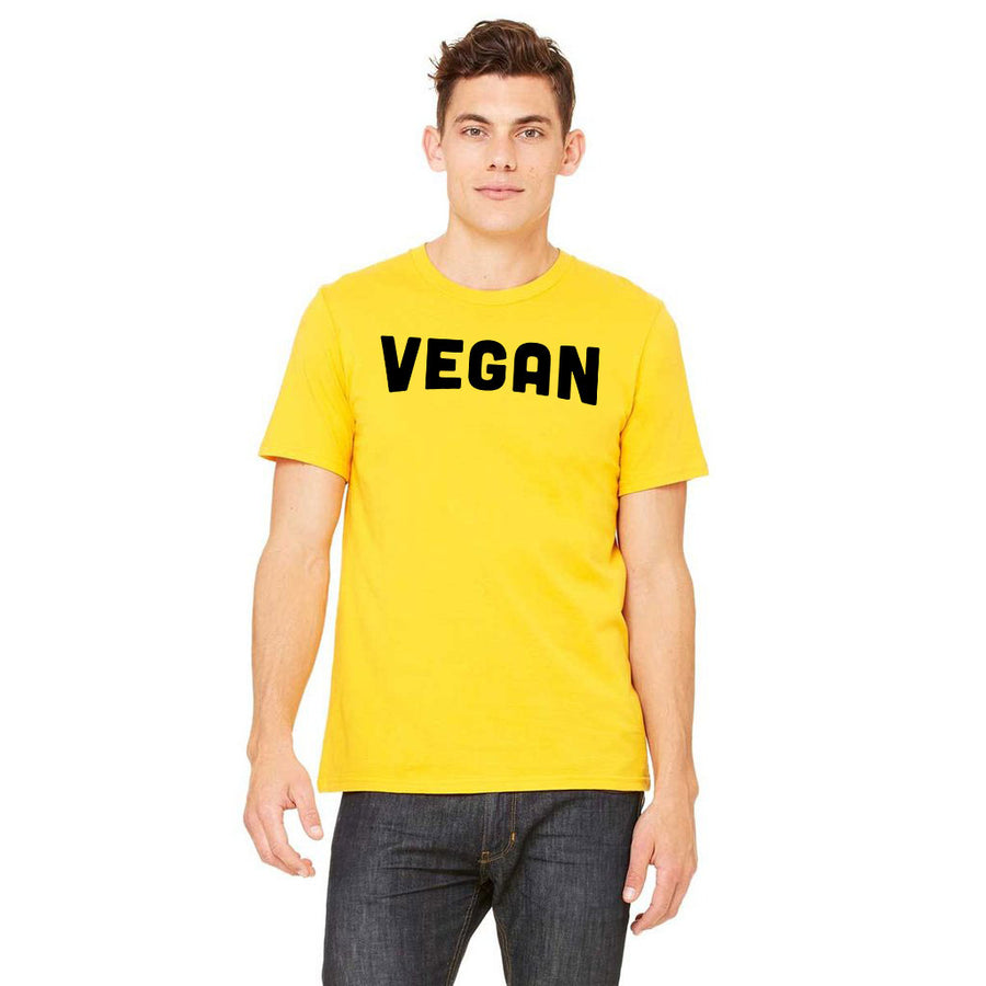 Men's Vegan Ark T-Shirt - PrimaVegan