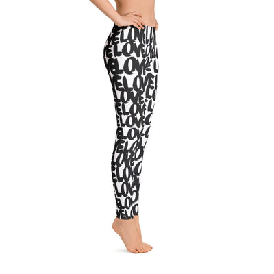 Love Leggings - PrimaVegan