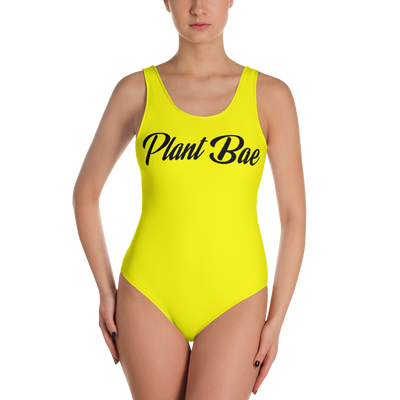 Plant Bae Bathing Suit - PrimaVegan
