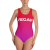 Vegan Gradient Bathing Suit - PrimaVegan