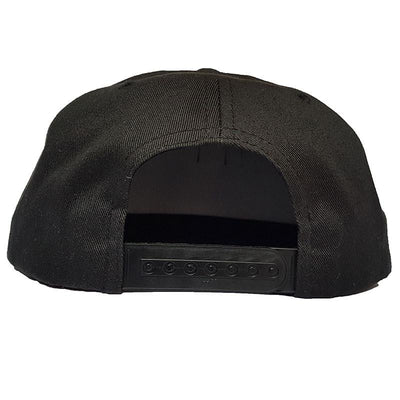Vegan Black&White Hat 3D - PrimaVegan