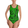 Vegan Values Bathing Suit - PrimaVegan