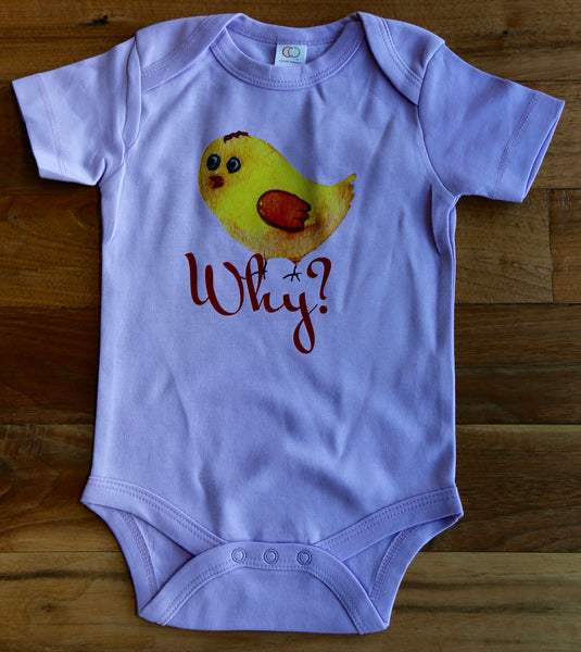 baby outfit/bodysuits/chicks/baby gifts/watercolor chicks infant/chicken baby bodysuit/farmyard bodysuit/baby shower gift