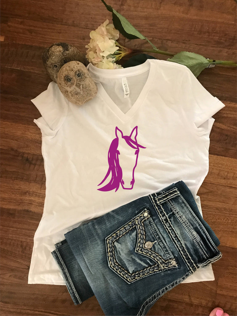 Horse/Horse lover shirts/Horse best friends shirts/Equestrian Shirt/Horse Shirts for Girls/Equestrian Clothing