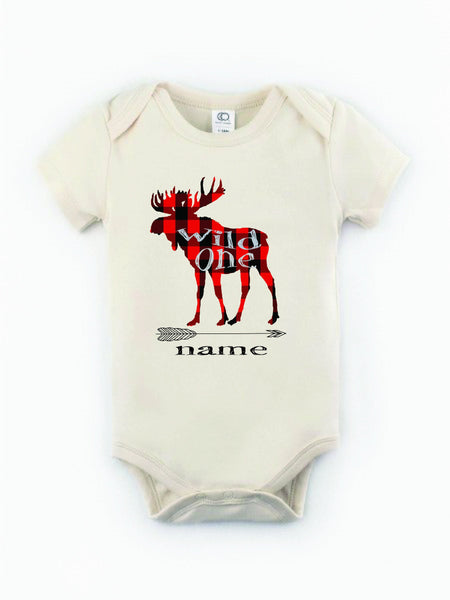 moose shirt- from the north designs