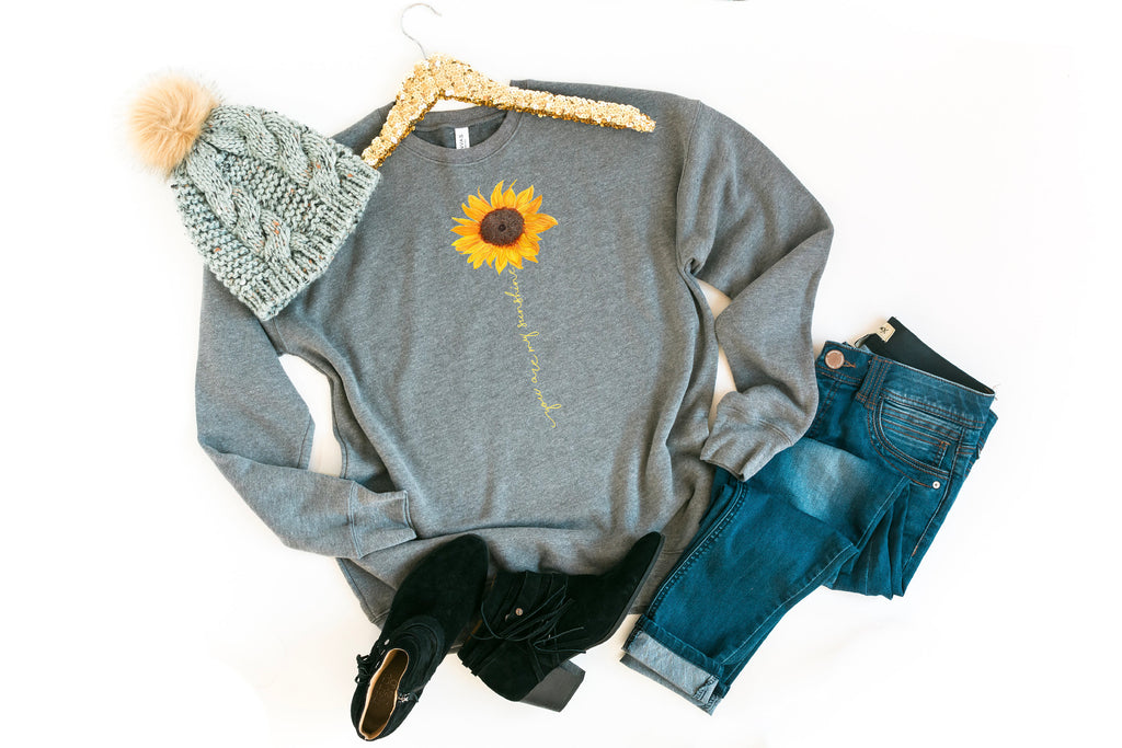 sunflower T-shirt, ladies shirt, sunflower shirt, Best selling sweatshirt