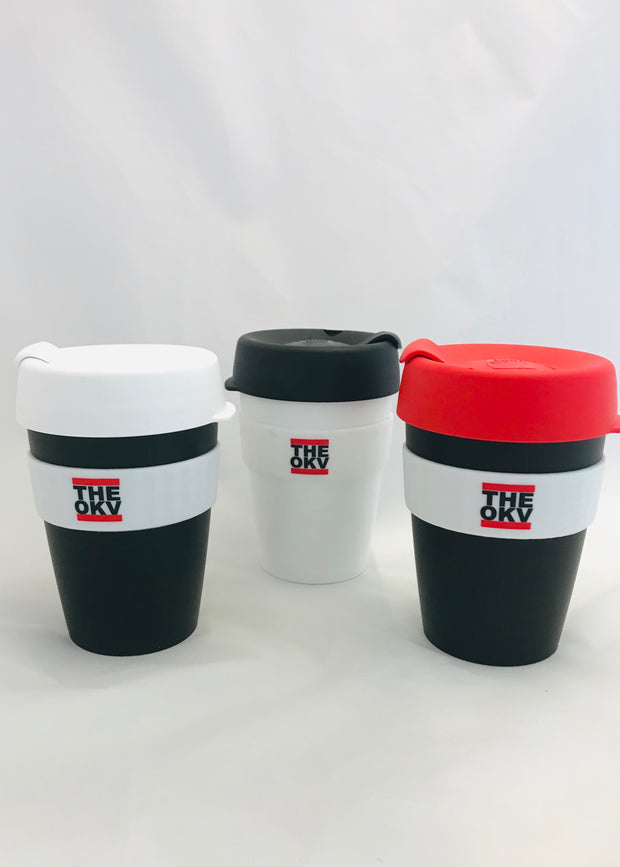 HausOfBirch - #THEOKV Keep Cup - 12 oz - Birch Hill Studio