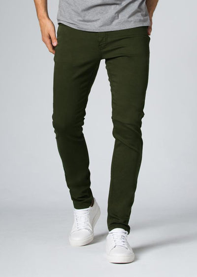 DUER - No Sweat Pant Slim |Olive - Birch Hill Studio