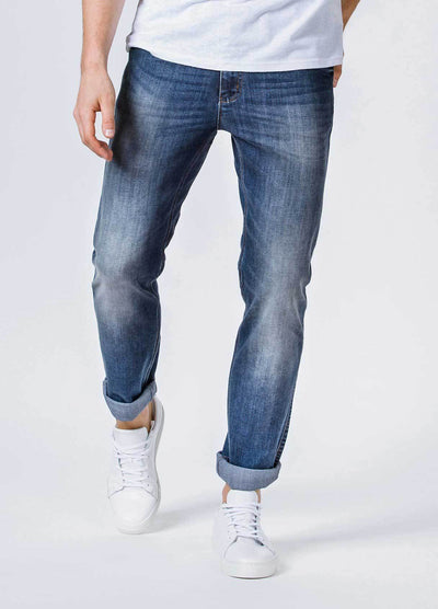 DUER - Performance Denim Slim |Galactic - Birch Hill Studio