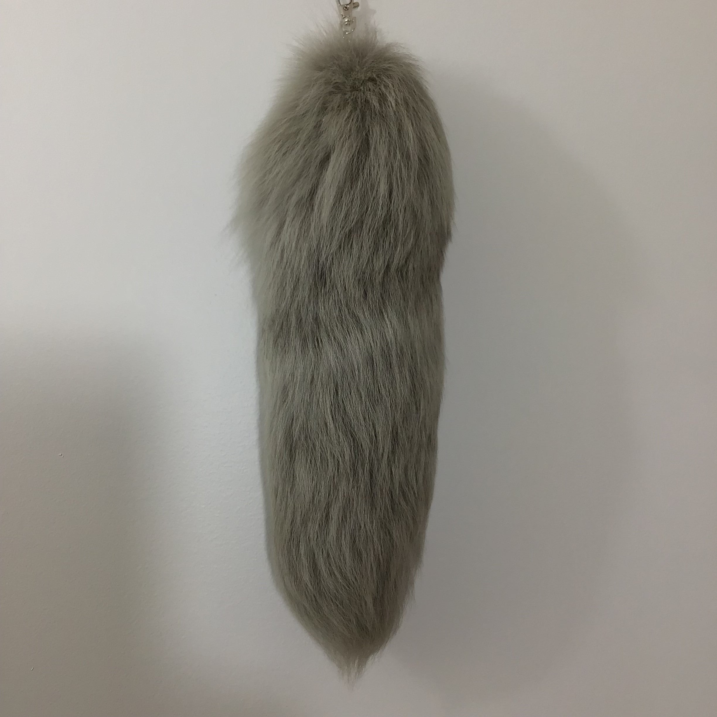 DYED MINK TAIL TAXIDERMY FOX PET TOYS M5 COYOTE CHARMING FUR TAILS