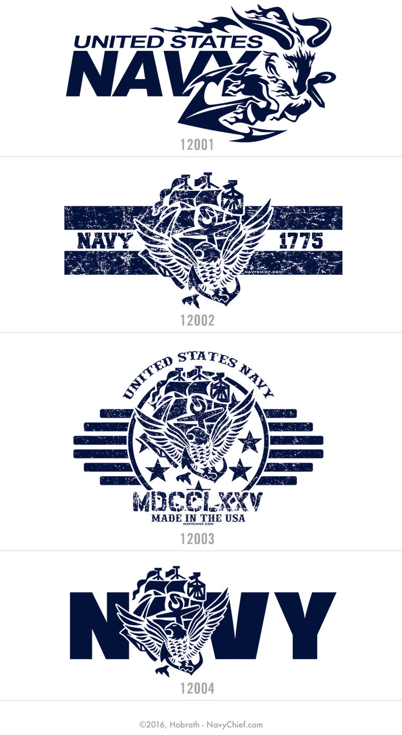 Build Your Own Navy Pride Shirt - NavyChief.com - Navy Pride, Chief Pride.