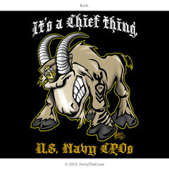 """It's a Chief Thing"" T-shirt, Black"