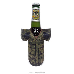 Build Your Own Enlisted (E-1 thru E-9) Type III Koozie - NavyChief.com - Navy Pride, Chief Pride.