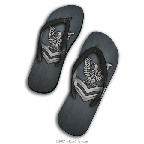 Chevron FlipFlops :: E4-6