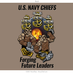 """Forging Future Leaders"" Tee - NWU BRN"