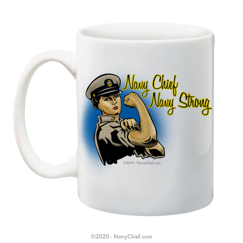 """Chief Rosie"" - 15 oz Coffee Mug"