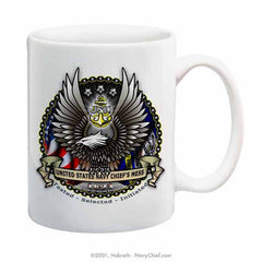 """CPO Eagle"" 15 oz Coffee Mug"
