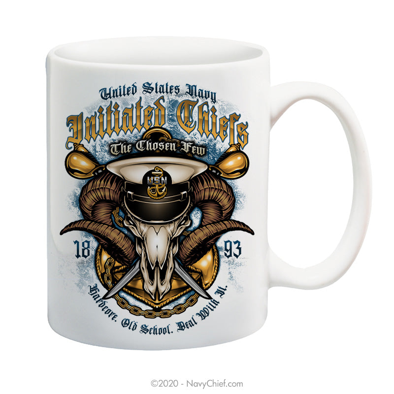 """Initiated Chiefs"" - 15 oz Coffee Mug"