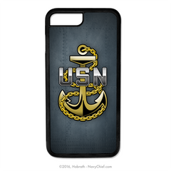 Navy Chief Anchor Mobile Phone Cover (iPhone & Samsung) - NavyChief.com - Navy Pride, Chief Pride.