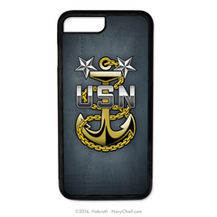 Navy Master Chief Anchor Mobile Phone Cover (iPhone & Samsung) - NavyChief.com - Navy Pride, Chief Pride.
