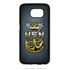 Navy Master Chief Anchor Mobile Phone Cover (iPhone & Samsung)