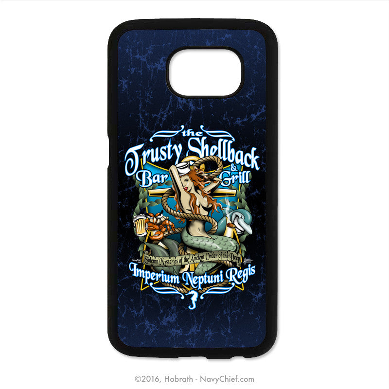 """Trusty Shellback Bar & Grill"" Mobile Phone Cover (iPhone & Samsung)"
