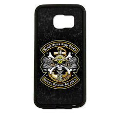 "United States Navy Chiefs ""Hardcore. Old school. Deal with it."" Mobile Phone Cover (iPhone & Samsung)"