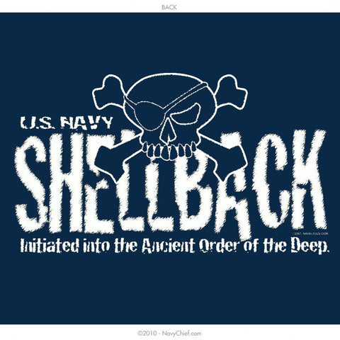 US NAVY Shellback