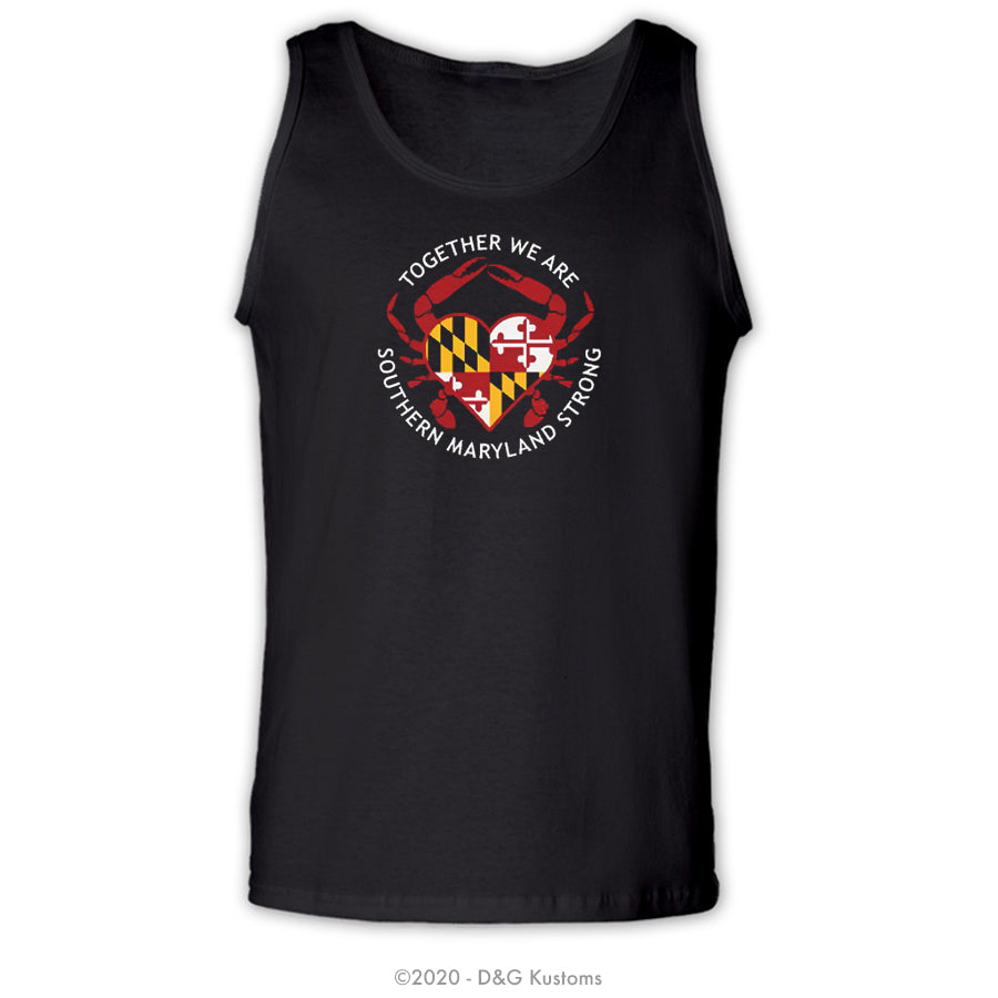 """SOMD STRONG"" T-Shirt, Black - NavyChief.com - Navy Pride, Chief Pride."