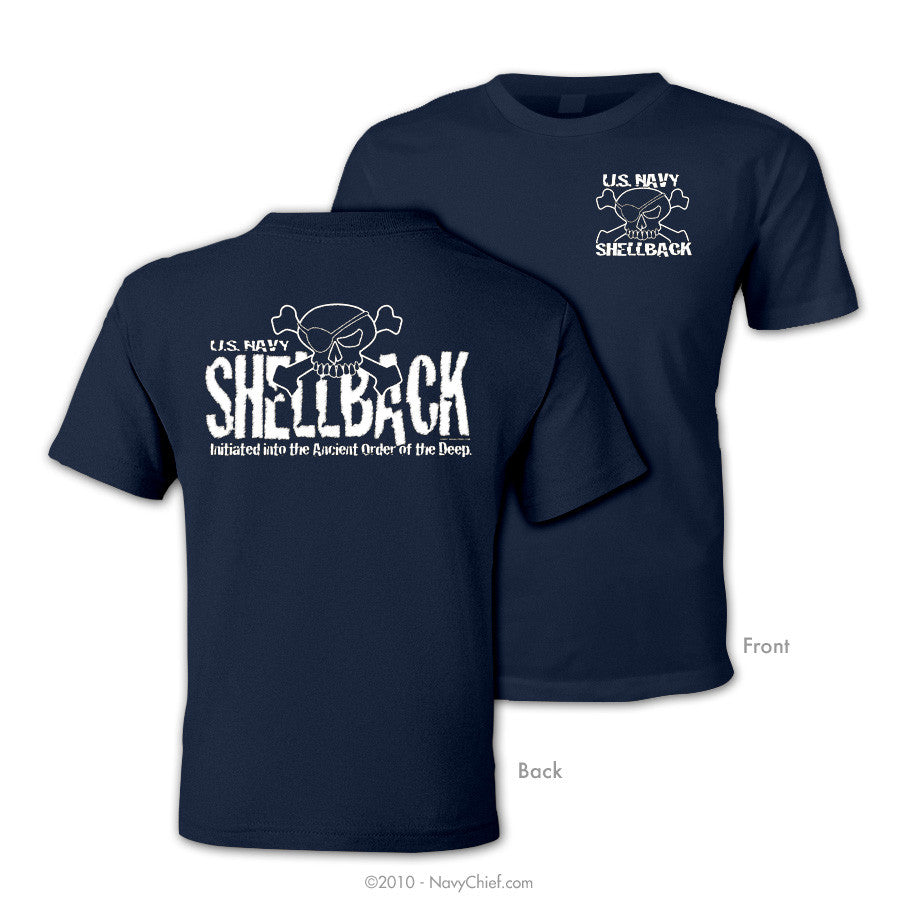 US NAVY Shellback - NavyChief.com - Navy Pride, Chief Pride.