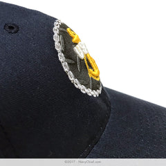 "Embroidered ""Tradition"" Anchor Hat, Navy - NavyChief.com - Navy Pride, Chief Pride."