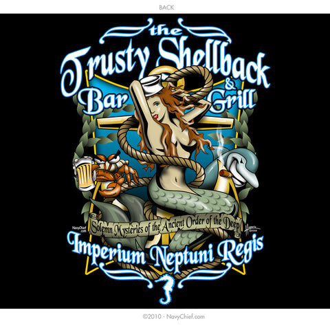 Trusty Shellback - Bar & Grill - NavyChief.com - Navy Pride, Chief Pride.