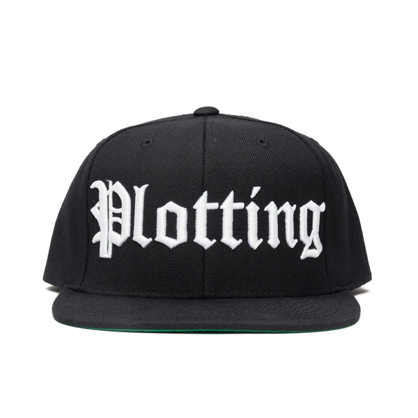 Plotting OE Snapback - Black