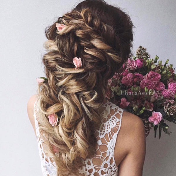 Nice Hairstyle For Wedding: ULYANA ASTER