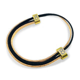 Band Leather Bracelet