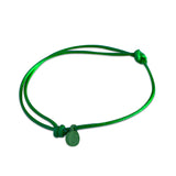 Green Slim Bracelet Slider